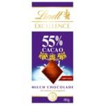 Lindt Excellence Schokolade 55% Cacao 80g
