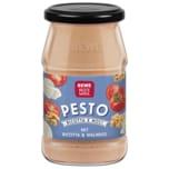 REWE Beste Wahl Pesto Ricotta e Noci mit Ricotta & Walnuss