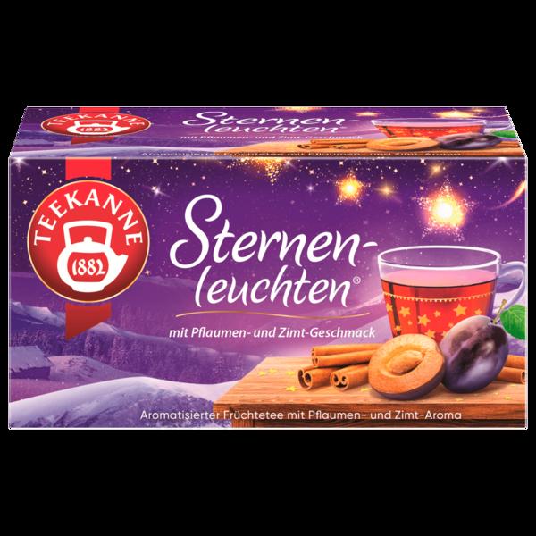 Teekanne Sternenleuchten 20er