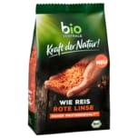 Biozentrale Bio Wie Reis Rote Linse 280g