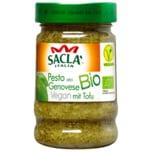 Saclà Italia Bio Pesto alla Genovese 190g