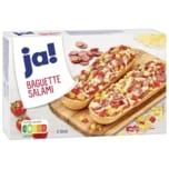Ja! Baguette Salami 250g