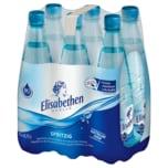 Elisabethen Bio Mineralwasser Spritzig 6x0,75l