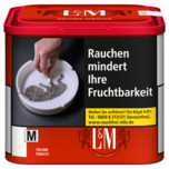 L&M Volume Tobacco Red 50g