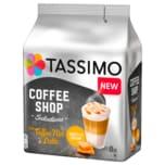Tassimo Kaffeekapseln Coffee Shop Toffee Nut Latte 268g, 8 Kapseln