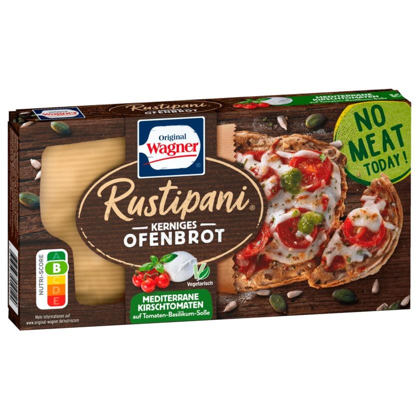Original Wagner Rustipani Kerniges Ofenbrot Mediterrane Kirschtomaten 185g