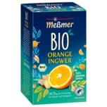 Meßmer Bio Orange Ingwer 55g, 20 Beutel