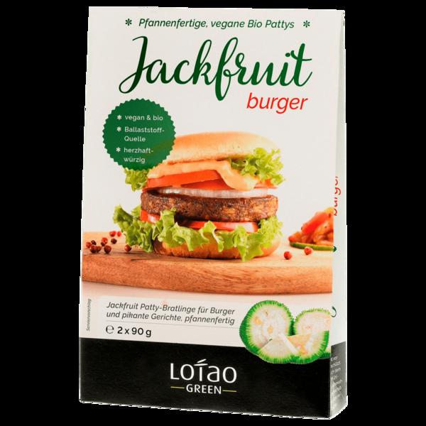 Lotao Bio Jackfruit Burger Patty 2x90g