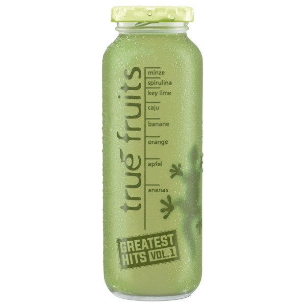 true fruits Smoothie greatest hits vol. 1 250ml