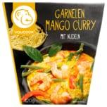 Youcook Garnelen Mango Curry mit Nudeln 420g