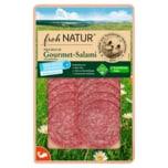 Froh Natur Gourmet-Salami mild geräuchert 80g