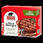 Block Burger Regional 2x160g, tiefgefroren, aus 100 % regionalem Rindfleisch