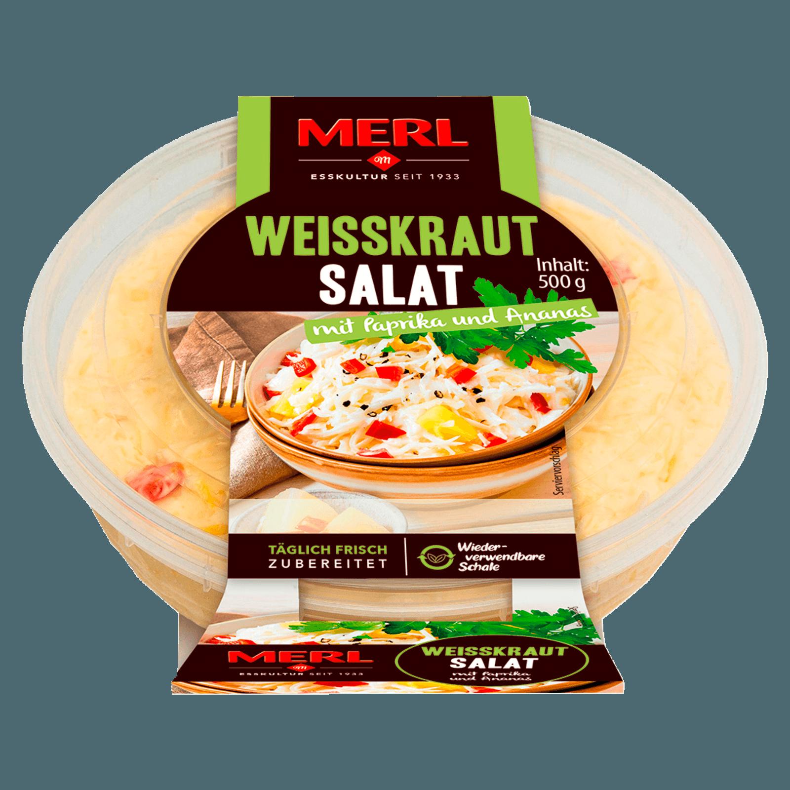 Merl Weißkrautsalat 500g