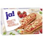 Ja! Baguette Tomate-Mozzarella 250g