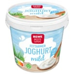 REWE Beste Wahl Fettarmer Joghurt mild 1,5 % Fett 1kg