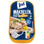 ja! MSC Makrelen-Filets in Rapsöl 125g