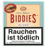 Agio Biddies Blond 20 Stück