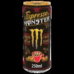 Monster Espresso and Milk 0,25l