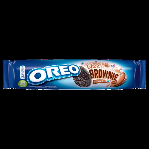 Oreo Choc'o Brownie Flavour 154g
