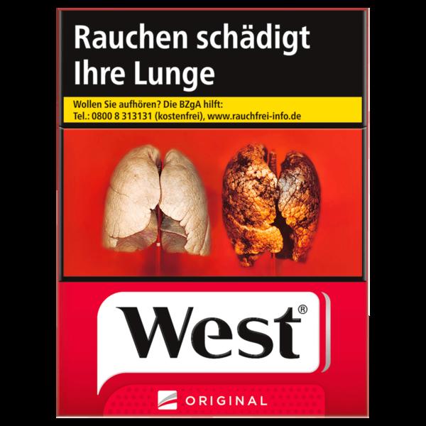 West Orginal Red 23er