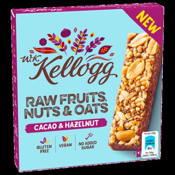 Kellogg's Cacao & Hazelnut 120g