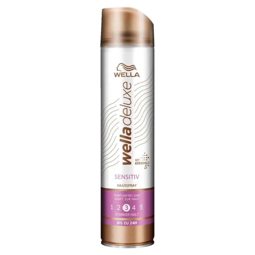 Wella Deluxe Haarspray Sensitive 250ml