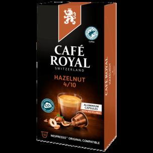 Café Royal Hazelnut 50g, 10 Kapseln