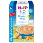 Hipp Bio Milchbrei Kinderkeks ohne Zuckerzusatz 450g