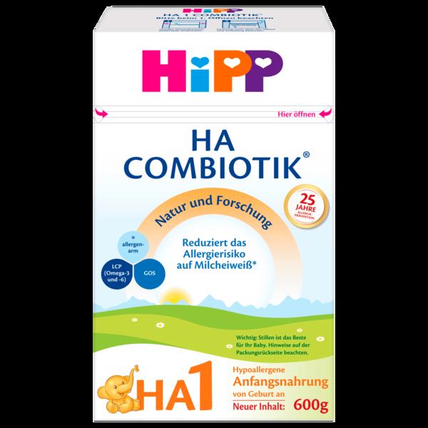 Hipp Ha Combiotik von Geburt an 600g