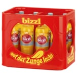 bizzl Limonade Orange zuckerfrei 12x1l