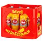 bizzl Limonade Orange zuckerfrei 12x1l