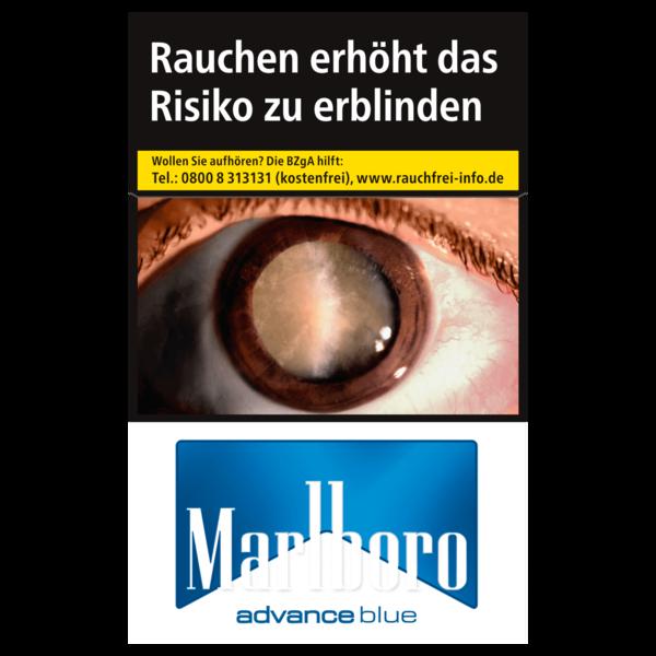 Marlboro Advance Blue OP Box 20 Stück