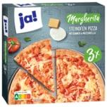 Ja! Steinofen Pizza Margherita 3x300g