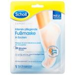 Scholl Expert Care Fußmaske in Socken Intensiv pflegende 1 Paar
