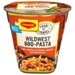 Maggi Food Travel Wildwest BBQ-Pasta 60g