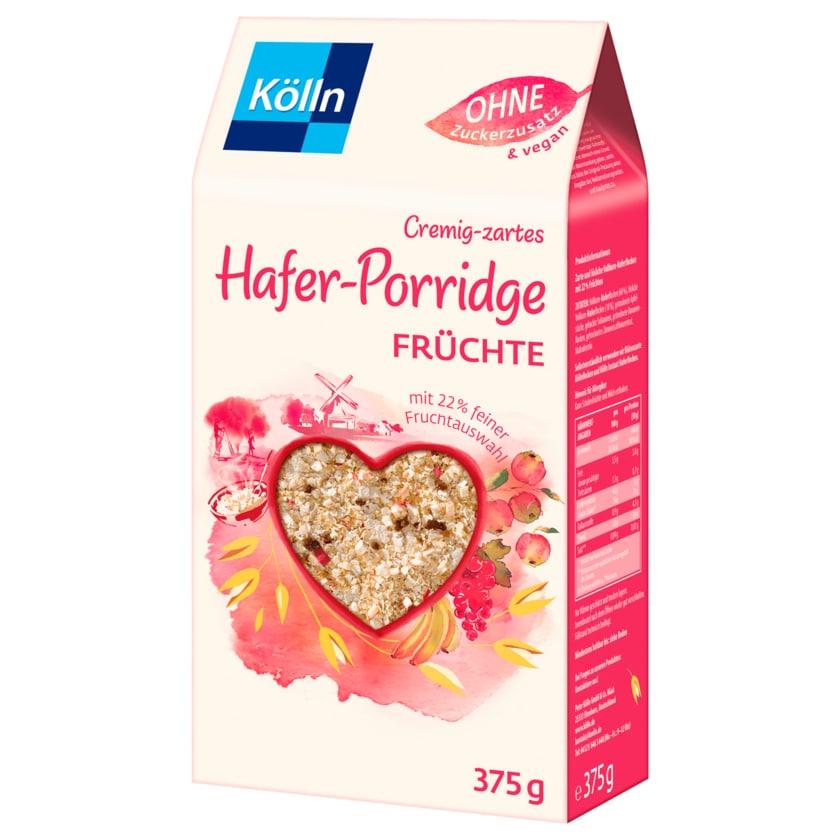 Kölln Fruchtiges Hafer-Porridge 375g