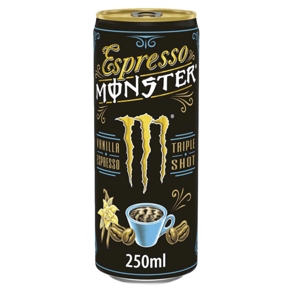 Espresso Monster Vanilla 250ml