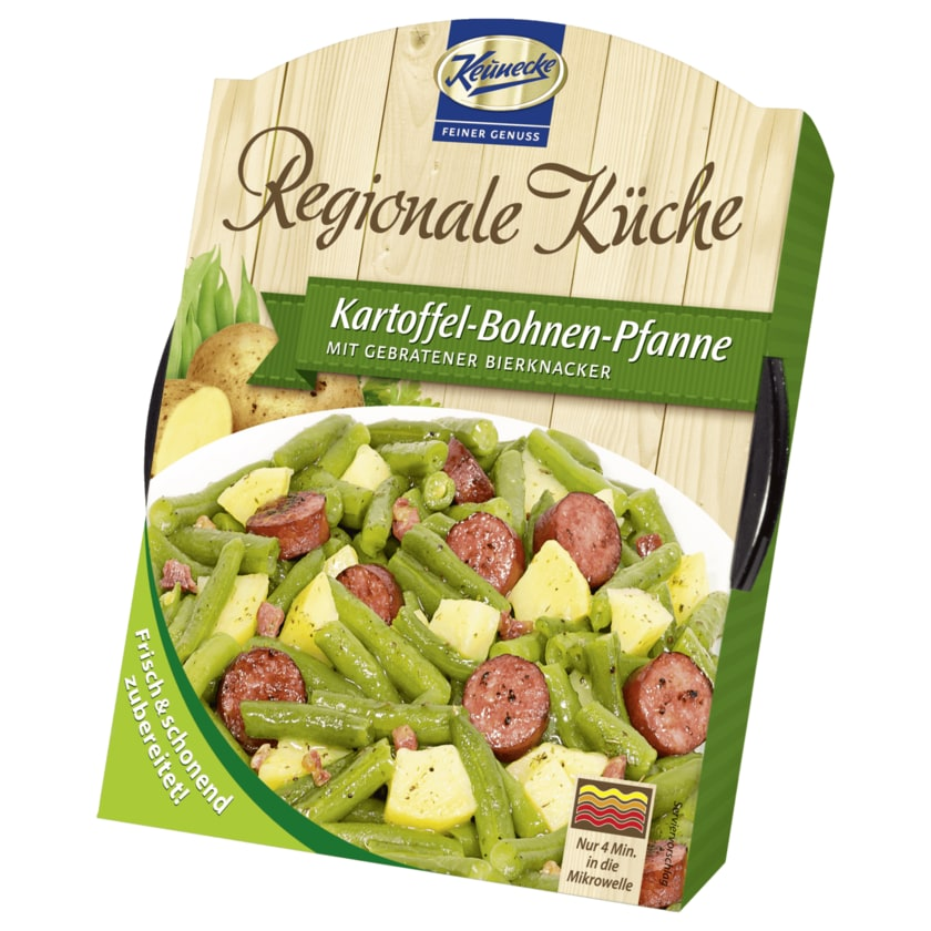 Keunecke Kartoffel-Bohnen-Pfanne 400g
