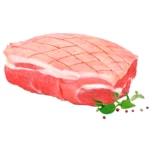 Schweine Krustenbraten Rücken