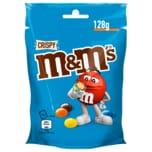 M&M'S Crispy Schokobonbons 128g