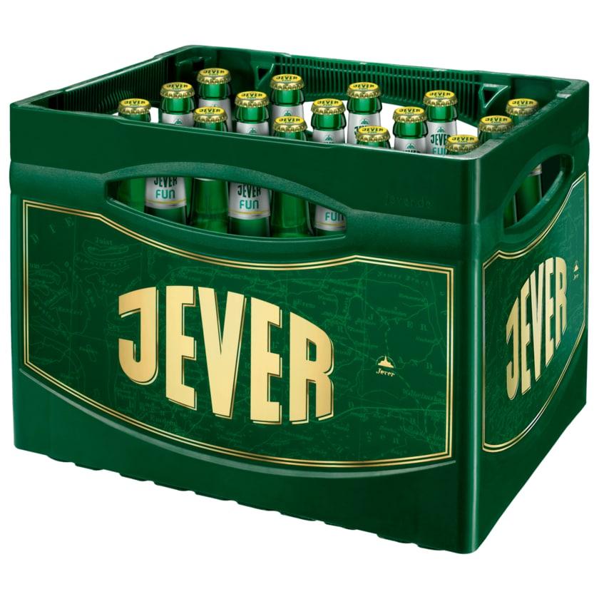 Jever Fun Zitrone 20x0,5l