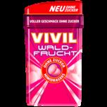 Vivil Waldfrucht Minidragees ohne Zucker 49g