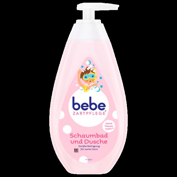 Bebe Zartpflege Schaumbad & Dusche 500ml