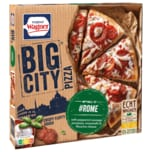 Original Wagner Big City Pizza Rome Pepperoni Salami 405g