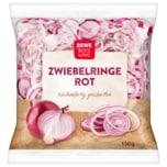 REWE Beste Wahl Zwiebelringe rot 150g