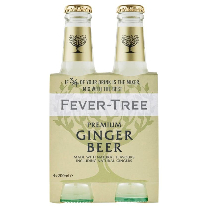 Fever-Tree Ginger Beer 4x0,2l