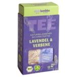 Stick Lembke Naturbelassener Bio-Kräutertee Lavendel & Verbene 12x2,5g, 30g