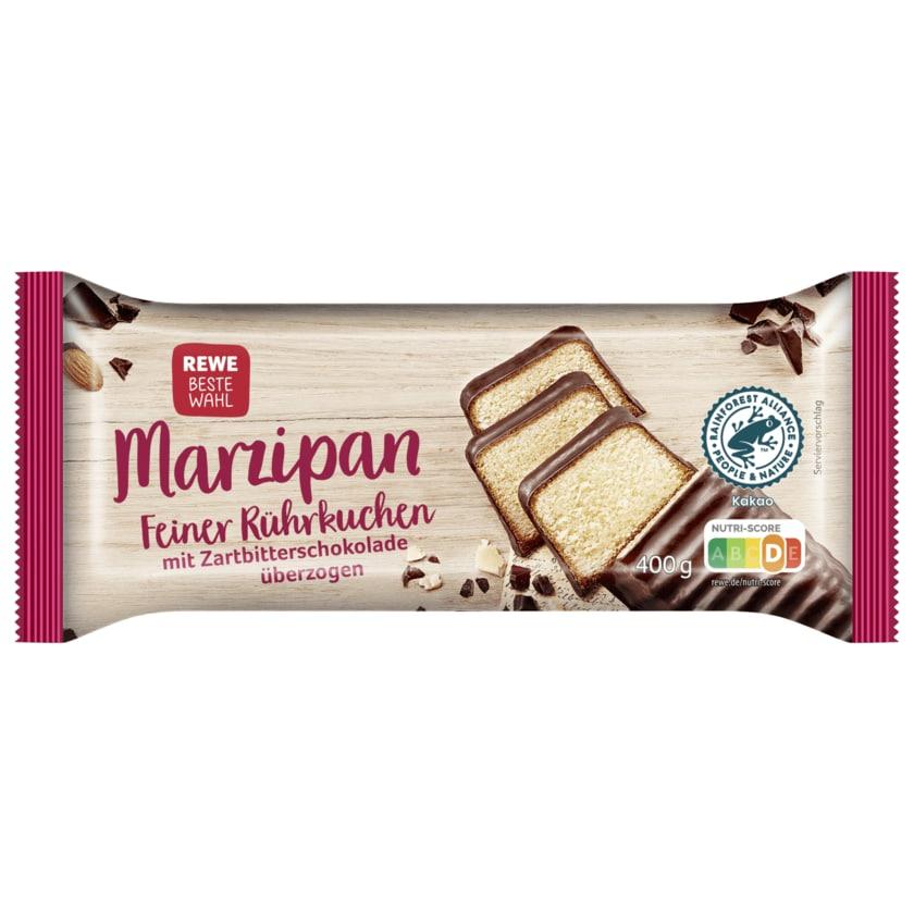 REWE Beste Wahl Feiner Rührkuchen Marzipan 400g