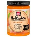 Schwartau Hofladen Pfirsich mit Herkunftsfinder Konfitüre 200g