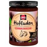 Schwartau Hofladen Schwarzkirsche mit Herkunftsfinder Konfitüre 200g